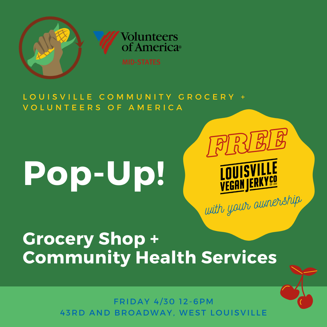 Our first Pop-Up Market of 2021! Friday 4/30 with VOA at 43rd and Broadway image